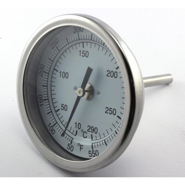 Temp.gauge 50-550f/3'dial