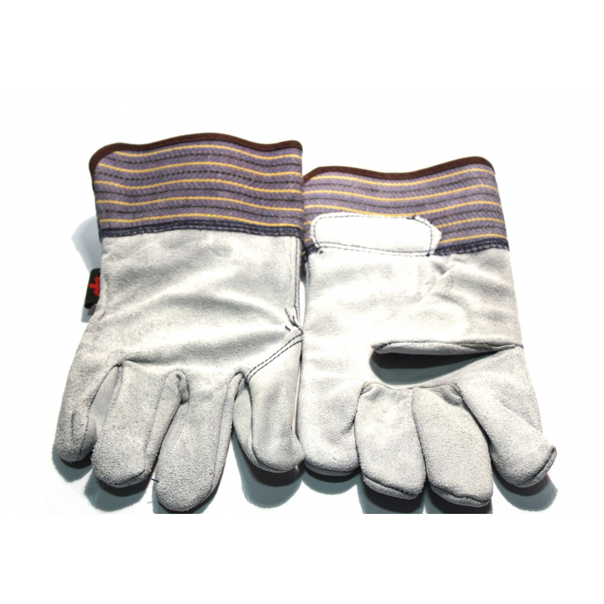 Glove, Work, Unlined, Leather