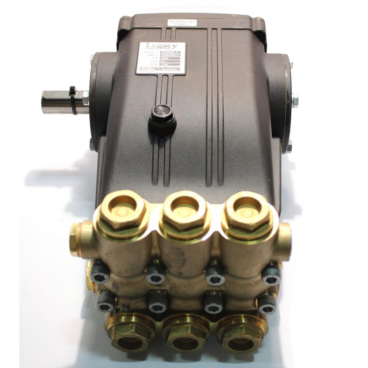 Pump, Legacy Gx9536l.2, 9.5@3625 1740rpm