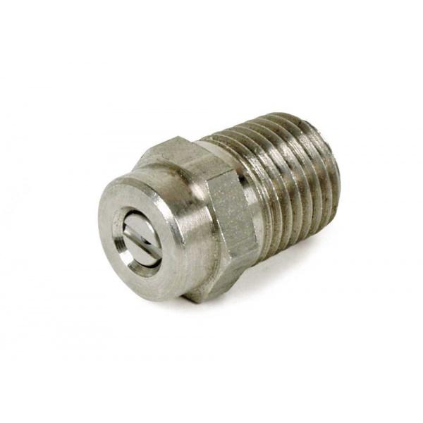 Nozzle Ss 1/4' #8.0x40 M-style