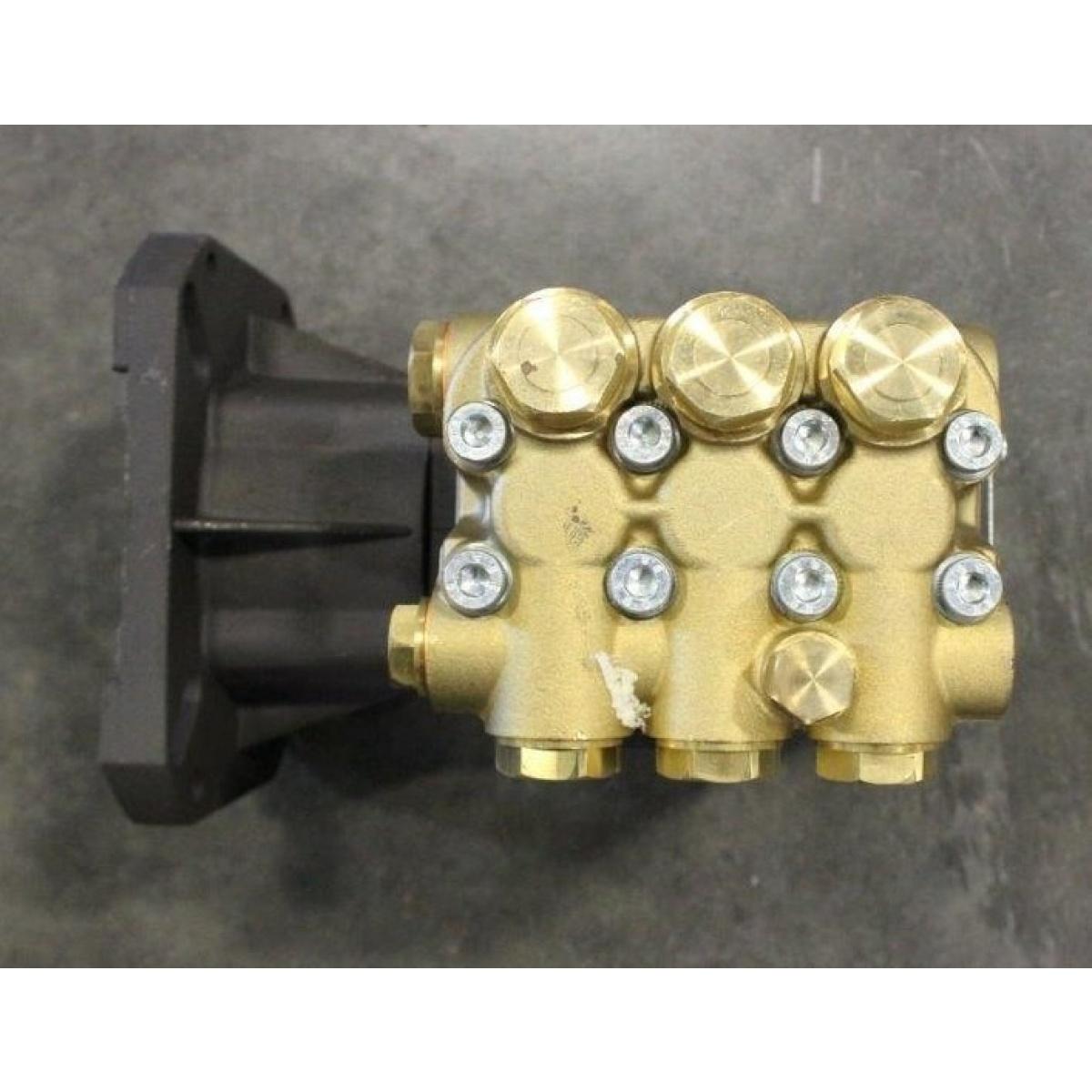 Pump, Legacy Gm6035r.3, 5.6@3500 1740 Rp