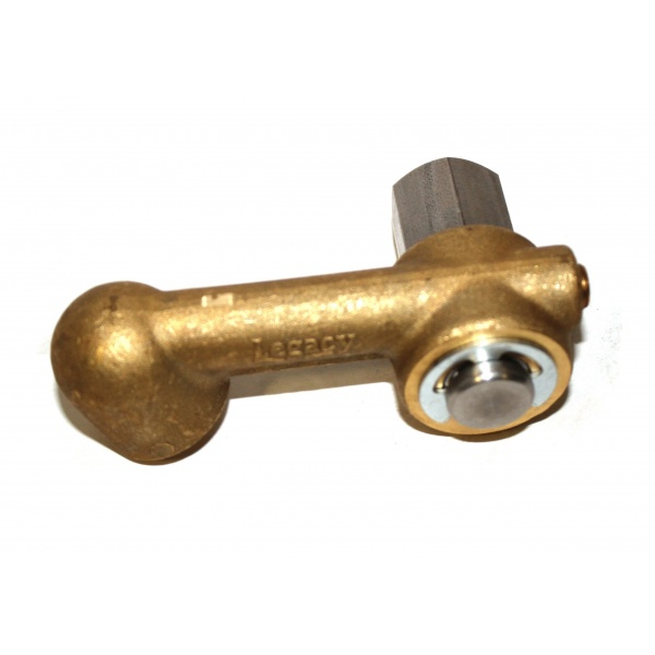 """Extended Swivel, 3/8""""f Out X 1/2""""f In"""