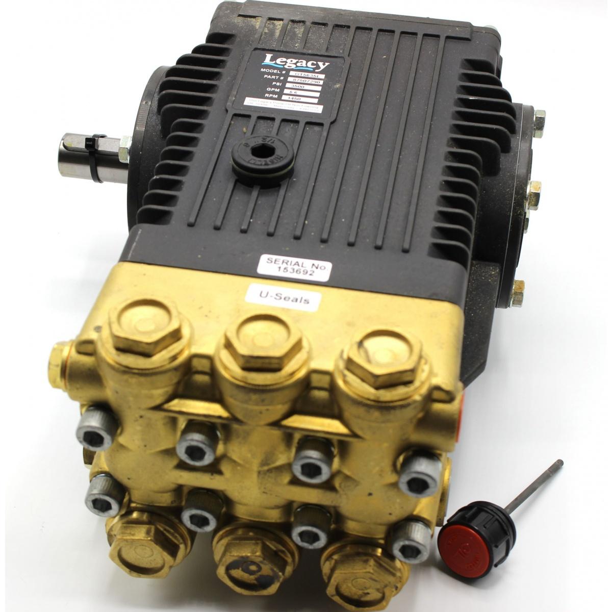 Pump, Legacy Gt5635l, 5.6@3500, 1450rpm