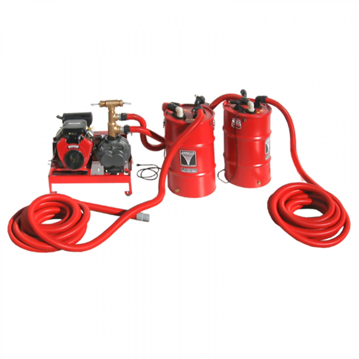 SGV4-29 Stationary Vacuum System