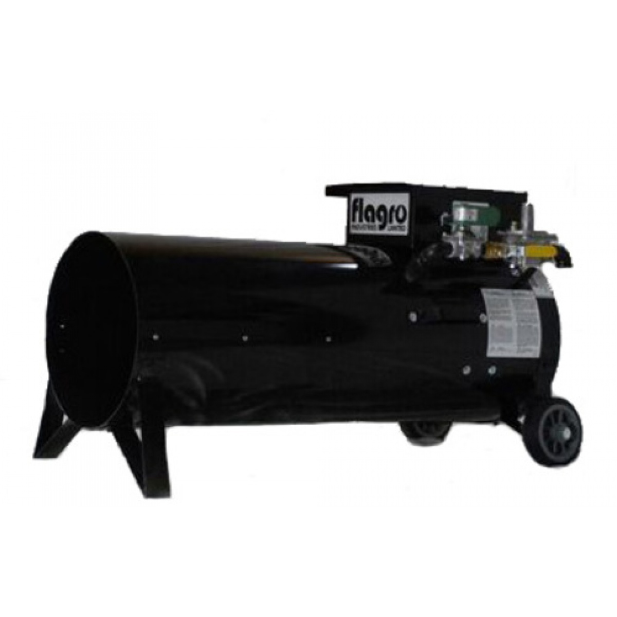 Flagro FLF400T Dual Fuel Direct Fired Heater