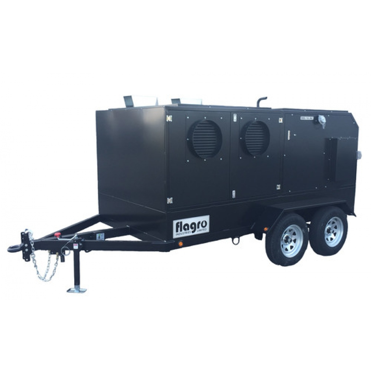 Flagro FLFVO1000TRK Self Contained Heater Trailer