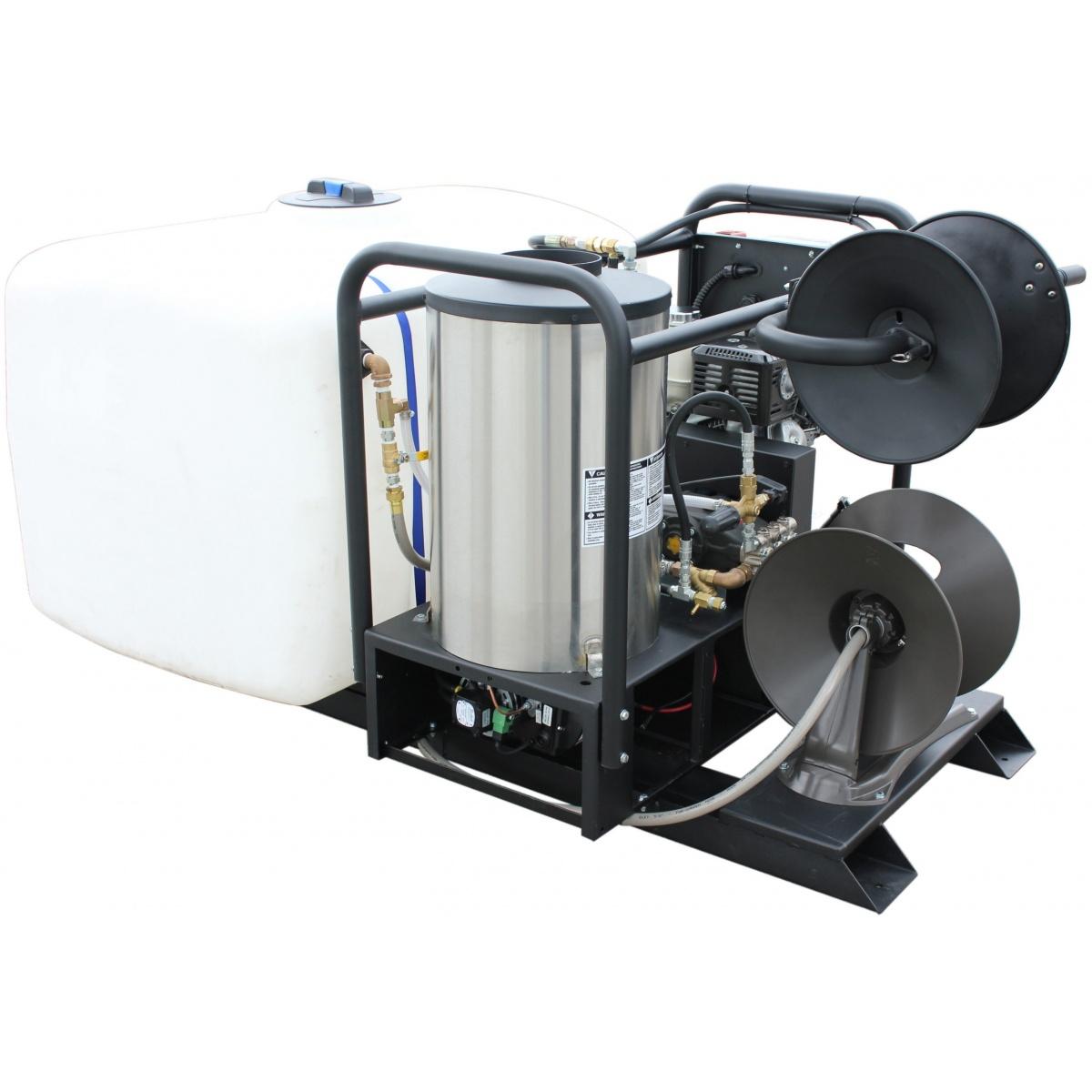 Dynablast H4035GRGFT Hot Water Pressure Washer