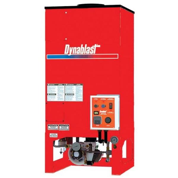 Dynablast HV690FLS-12V160 Hydrovac Hot Water Heater