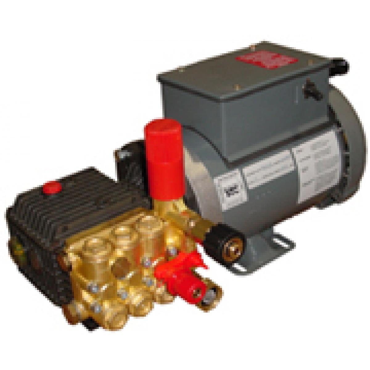 MPU3150E17EX Electric Cold Water Pressure Washers