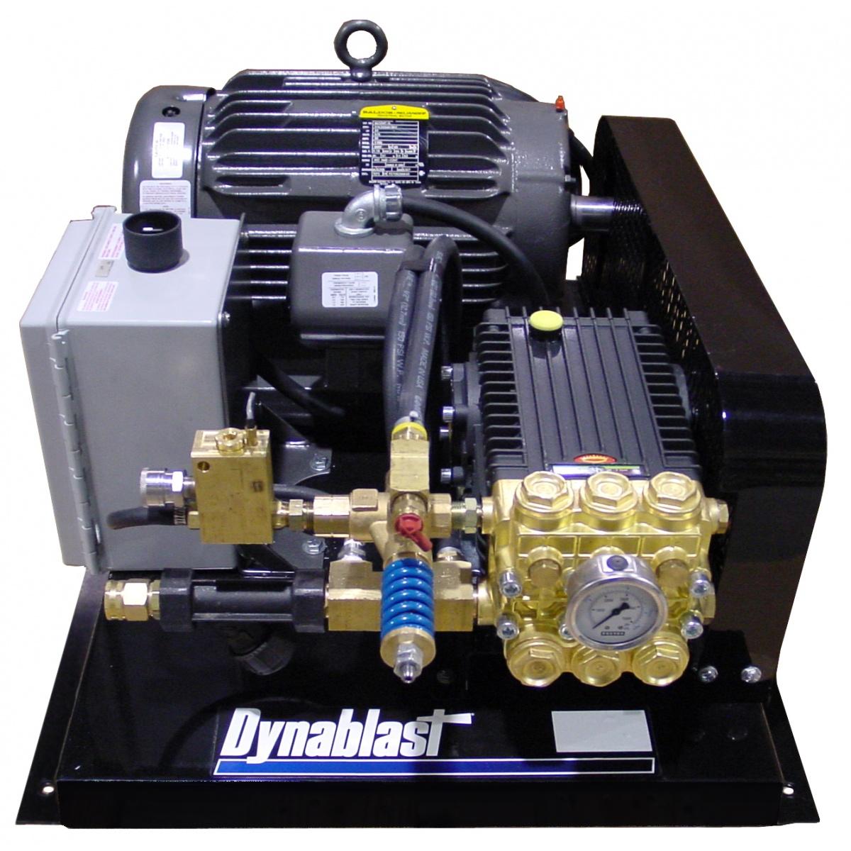 Dynablast MPUB550E3D Cold Water Pressure Washer