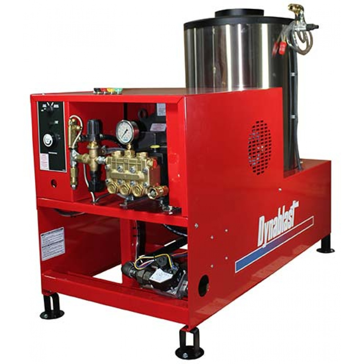 Dynablast UHE422BEP3D Hot Water Pressure Washer